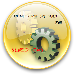 Mega Pack by m@rt for slaed 2.1 lite v6.0